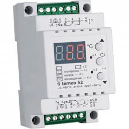 Терморегулятор Terneo k2 (теплый пол)