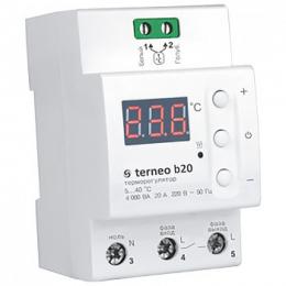 Терморегулятор Terneo B20 (теплый пол)